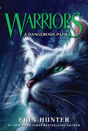 Warriors #5: A Dangerous Path - cover