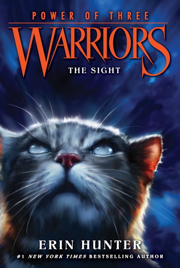 Warriors: Power of Three #1: The Sight - cover