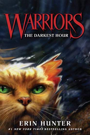 Warriors #6: The Darkest Hour - cover