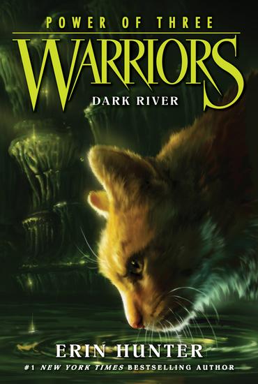 Warriors: Power of Three #2: Dark River - cover