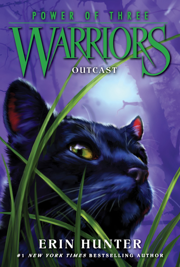 Warriors: Power of Three #3: Outcast - cover