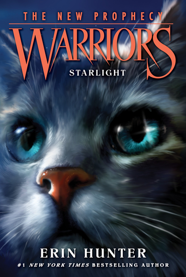 Warriors: The New Prophecy #4: Starlight - cover