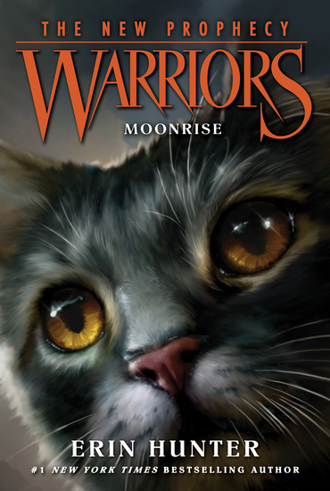 Warriors: The New Prophecy #2: Moonrise - cover