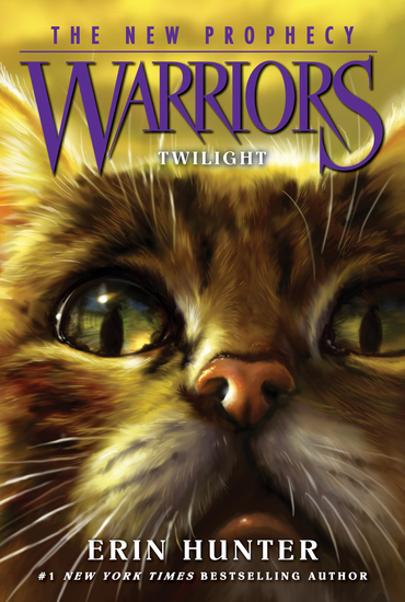Warriors: The New Prophecy #5: Twilight - cover