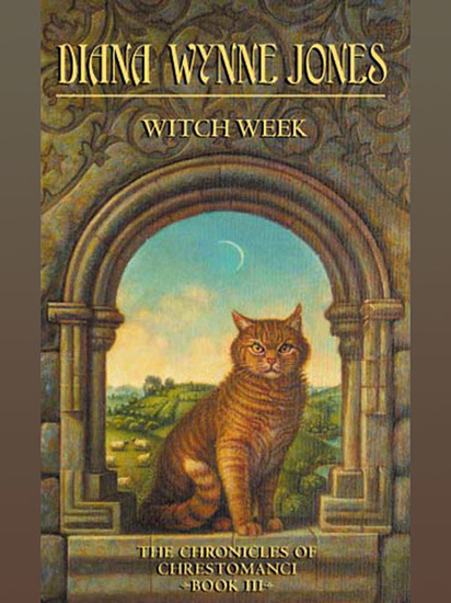 Witch Week - cover