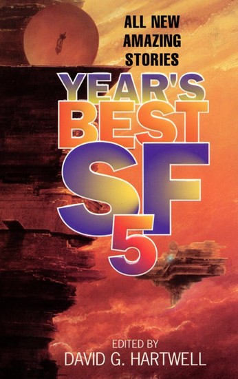 Year's Best SF 5 - cover