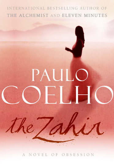 The Zahir - A Novel of Obsession - cover