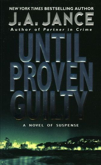 Until Proven Guilty - cover