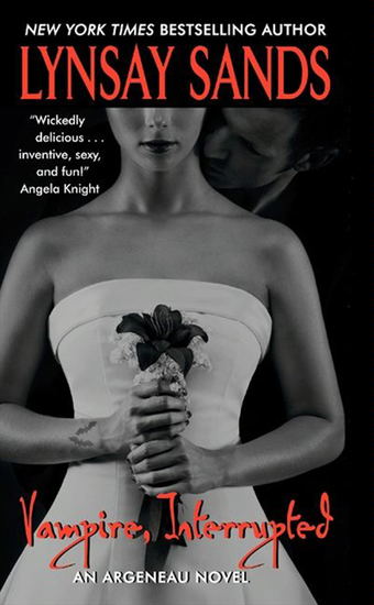 Vampire Interrupted - An Argeneau Novel - cover
