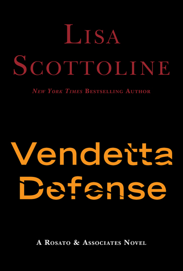 The Vendetta Defense - cover