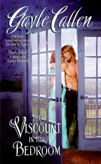 The Viscount in Her Bedroom - cover