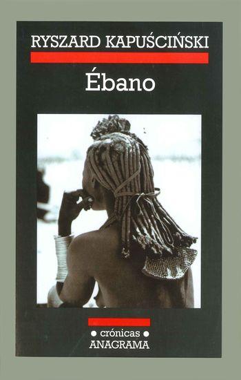 Ébano - cover
