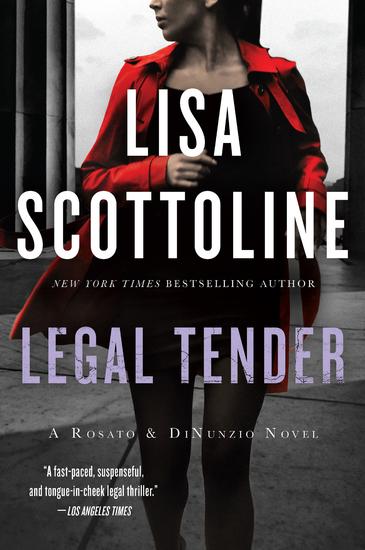 Legal Tender - cover