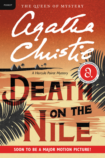Death on the Nile - Hercule Poirot Investigates - cover
