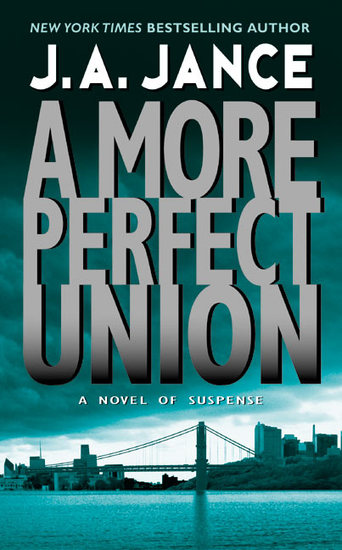 A More Perfect Union - A JP Beaumont Novel - cover