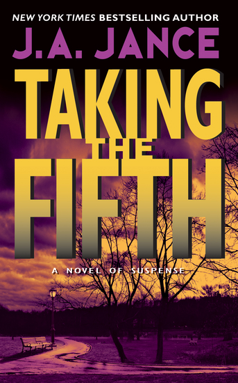 Taking the Fifth - cover