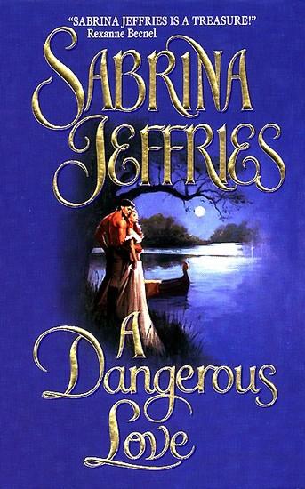 A Dangerous Love - cover