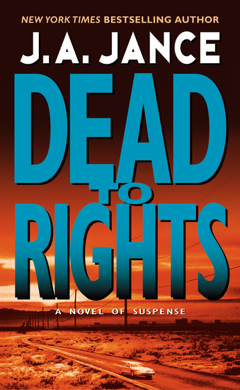 Dead to Rights - cover