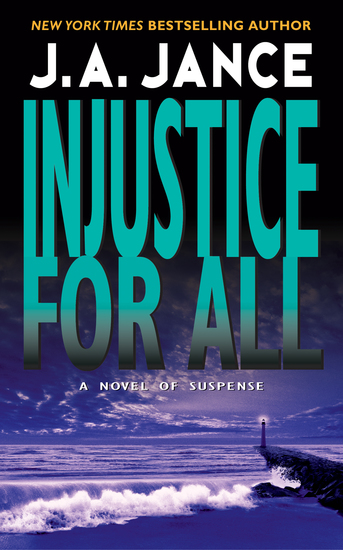 Injustice for All - cover