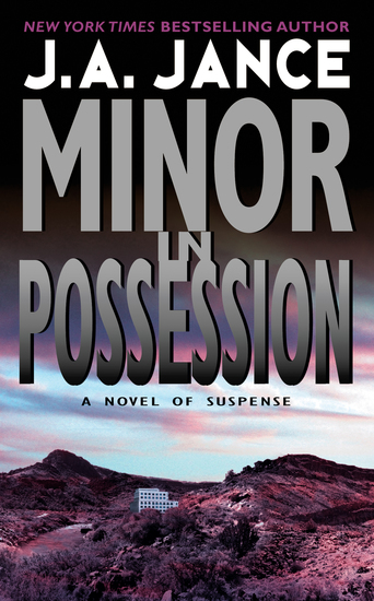 Minor in Possession - A JP Beaumont Novel - cover