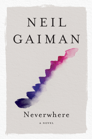 Neverwhere - A Novel - cover