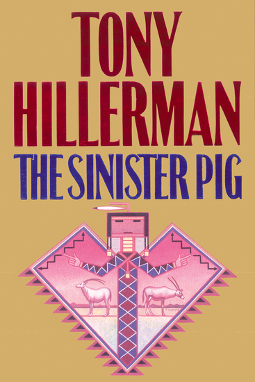 The Sinister Pig - cover