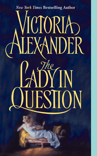 The Lady in Question - cover