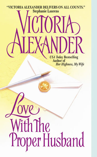 Love With the Proper Husband - cover