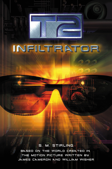 T2: Infiltrator - cover