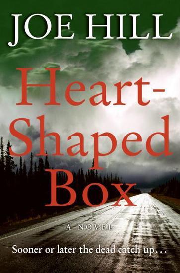 Heart-Shaped Box - A Novel - cover