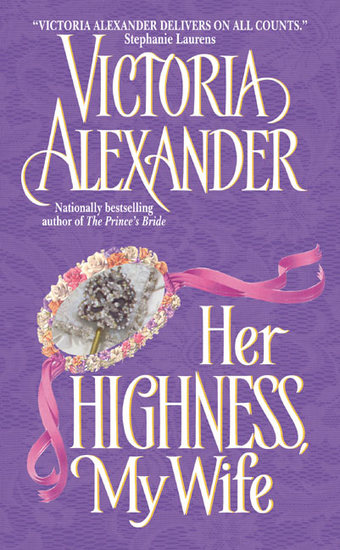 Her Highness My Wife - cover