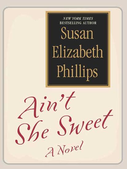 Ain't She Sweet? - cover