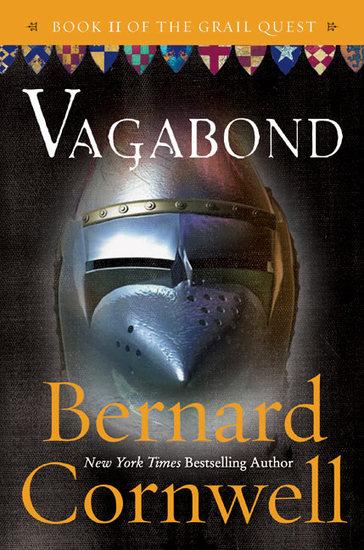 Vagabond - A Novel - cover