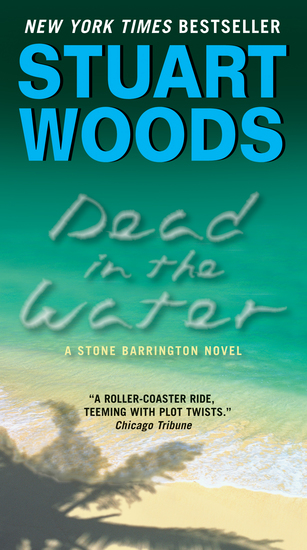 Dead in the Water - A Novel - cover