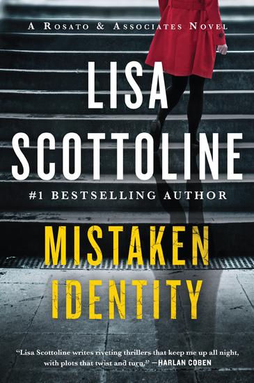 Mistaken Identity - cover