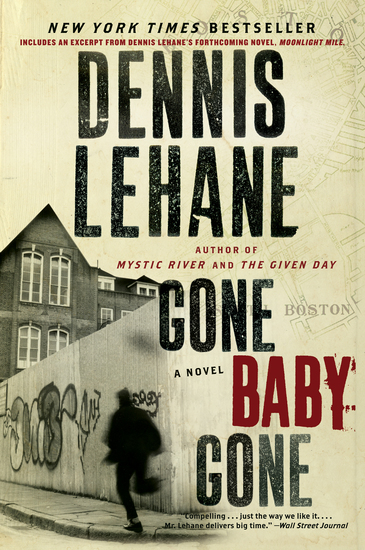 Gone Baby Gone - A Novel - cover
