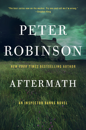 Aftermath - An Inspector Banks Novel - cover