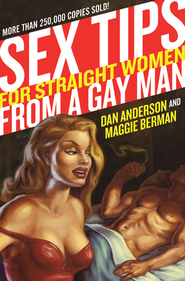 Sex Tips for Straight Women from a Gay Man - cover