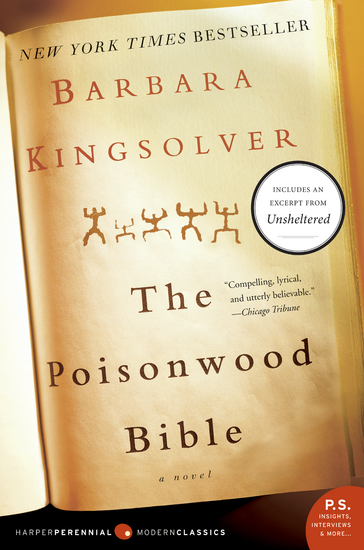 The Poisonwood Bible - A Novel - cover