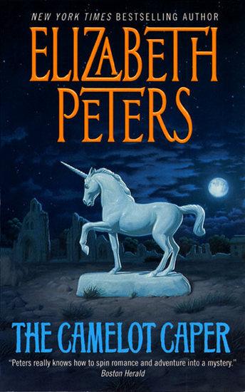 The Camelot Caper - cover