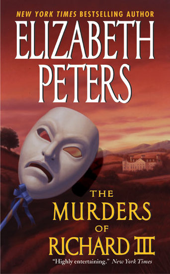 The Murders of Richard III - cover