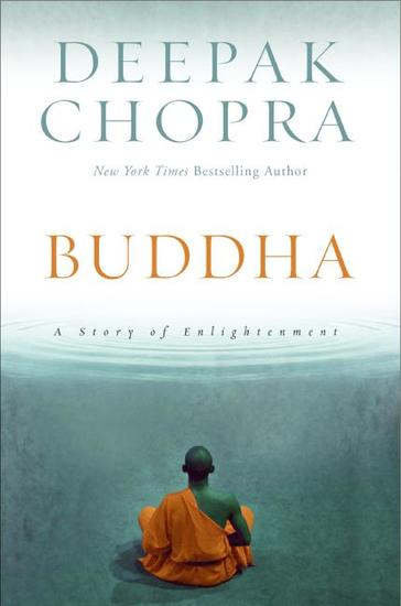 Buddha - A Story of Enlightenment - cover