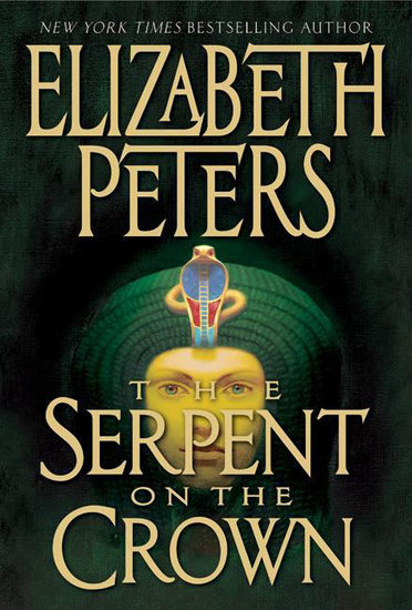 The Serpent on the Crown - cover