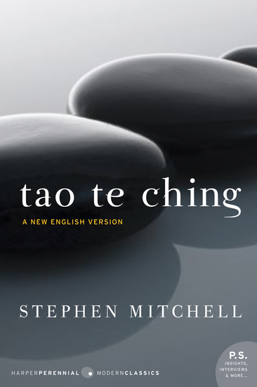 Tao Te Ching - A New English Version - cover