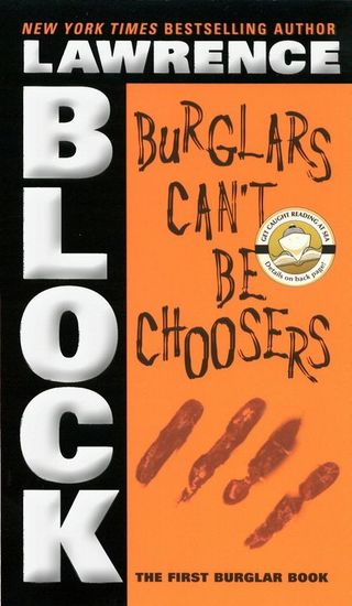 Burglars Can't Be Choosers - cover