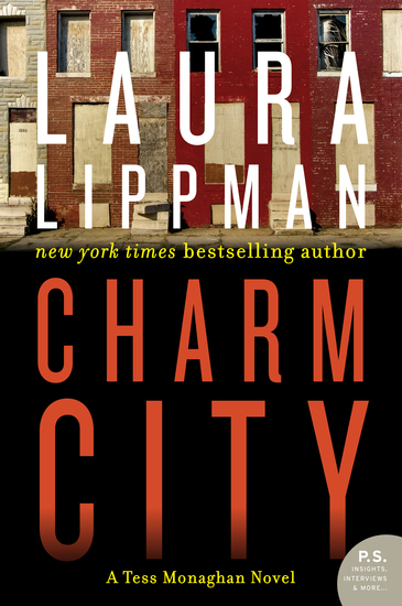 Charm City - A Tess Monaghan Novel - cover