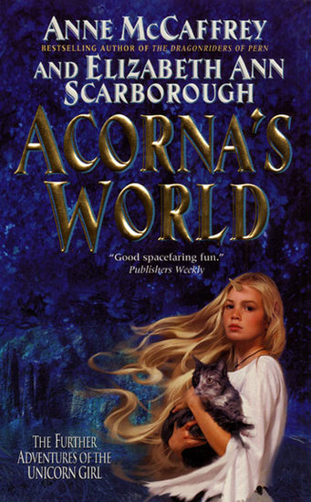 Acorna's World - cover