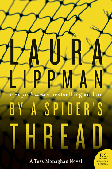 By a Spider's Thread - A Tess Monaghan Novel - cover