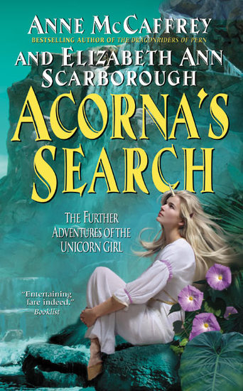 Acorna's Search - cover