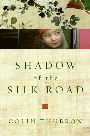 Shadow of the Silk Road - cover